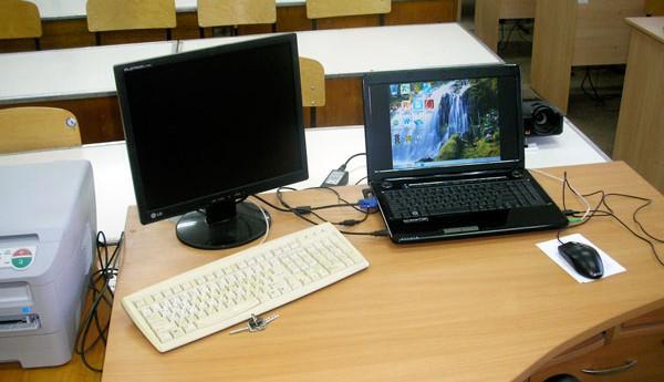 Компьютер в моей профессии